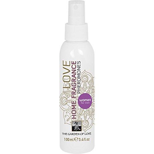 SHIATSU Home fragrance Spray women for men 100ml (Fragrance Home Spray)