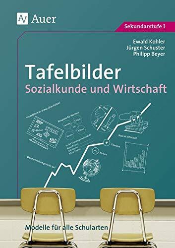 Tafelbilder für Sozialkunde und Wirtschaft: Modelle für alle Schularten (5. bis 10. Klasse)