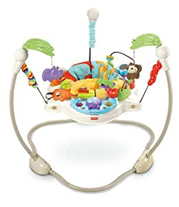 Luv U Zoo Jumperoo Baby Walker by Fisher-Price