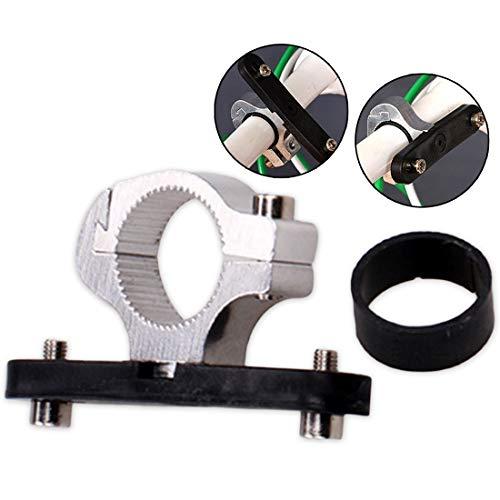 ihen-Tech 360 Grad All-Stahl Wasserkocher Rack Adapter Fahrrad Radfahren Lenker Clamp Auf Flaschenhalter Getränkehalter Adapter -