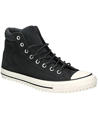 Converse Homme ÉTG Boot PC HI Formateurs, Noir Almost Black/ Egret/ Black