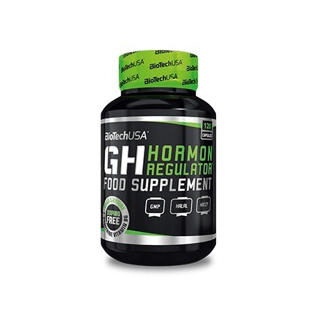 GH Hormone Regulator (120Caps) BioTech USA