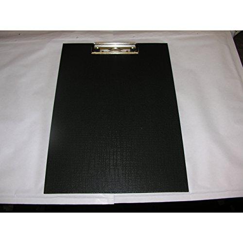 bbrett Clipboard Kunststoff schwarz Aufmass Feldbuch (Günstige Klemmbretter)