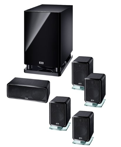 Heco 1367000 Surround Lautsprecher Test