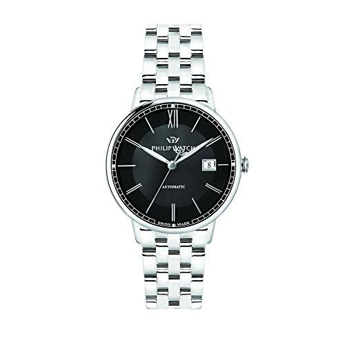 orologio meccanico uomo Philip Watch Truman elegante cod. R8223595002