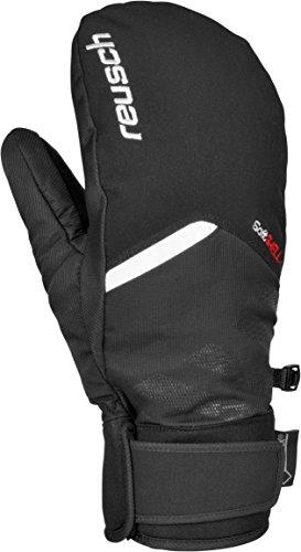 Reusch Herren Handschuhe Bruce GTX Fäustling, Black/White, 8
