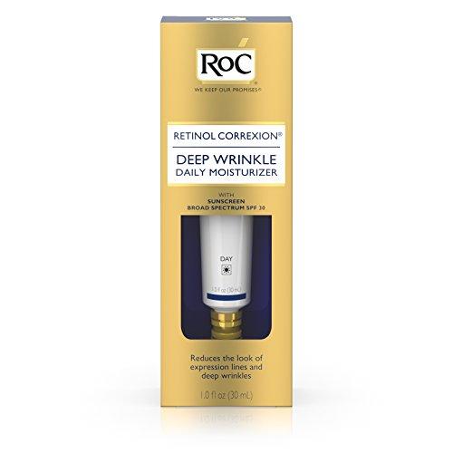 ROC Retinol Correxion Deep Wrinkle Daily Moisturizer With Sunscreen Broad Spectrum SPF 30 30ml/1oz - Hautpflege