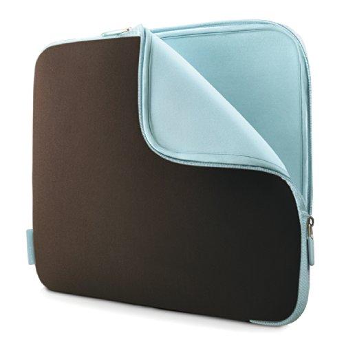 Belkin Neopren-Schutzhülle (für Laptops bis zu 39,6 cm (15,6 Zoll) schokolade / turmalin Preis