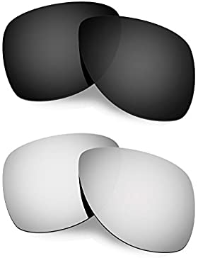 Hkuco Plus Mens Replacement Lenses For Oakley Dispatch 2 - 2 pair