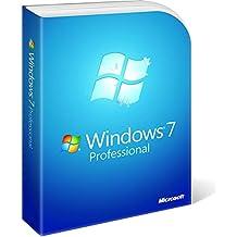 Microsoft Windows 7 PRO SP1 32/64-bit - Sistemas operativos (Original Equipment Manufacturer (OEM), 1 usuario(s), 20 GB, 2 GB, 1 GHz, ESP)
