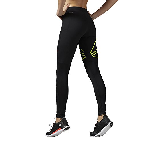 Reebok Damen One Series Running Tights Trainingshose Black