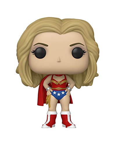 Funko Figura POP Penny Disfrazada de Wonder Woman exclusivo SDCC - Big Bang Theory - Pop Funko Big Bang