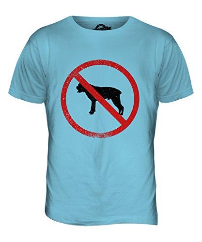 CandyMix Canophobie Herren T Shirt Himmelblau