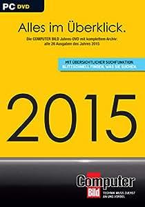 Computer Bild Jahres DVD 2015