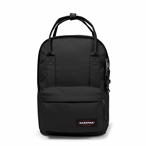 Eastpak Padded Shop'R Zaino, 38 cm, 15 L, Nero