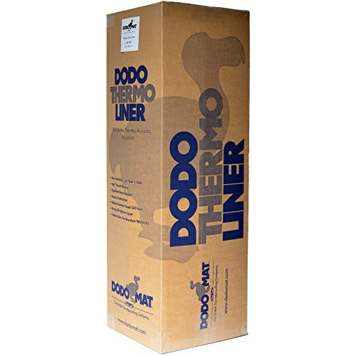 432b4db19 Dodo Mat DOD-THERMO-10 Thermo Van Liner Insulation