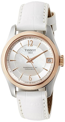 Tissot BALLADE POWERMATIC 80 T108.208.26.117.00 Reloj Automático para mujeres