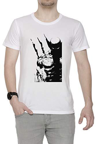 Erido Los Mejor A Qué Yo Hacer Hombre Camiseta Cuello Redondo Blanco Manga Corta Tamaño M Men's White T-Shirt Medium Size M