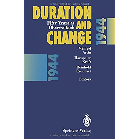 Duration and Change
