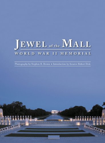 WWII MEMORIAL: Jewel of the Mall (English Edition)