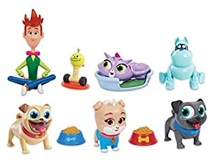Puppy Dog Pals Deluxe Figure Set