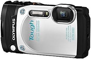 Olympus TG-870 Appareil photo numérique étanche tout-terrain 16 Mpix Blanc