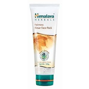 Himalaya Herbals Fairness Kesar Face Pack, 100gm