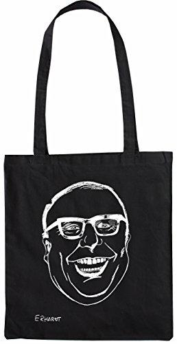 mister-merchandise-bolso-de-mano-bolsillo-heinz-erhardt-willi-algodon-farbe-schwarz