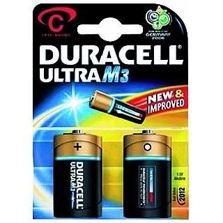 Duracell Ultra LR14 Pile LR14(C) alcaline(s) 1.5 V 2 pc(s)