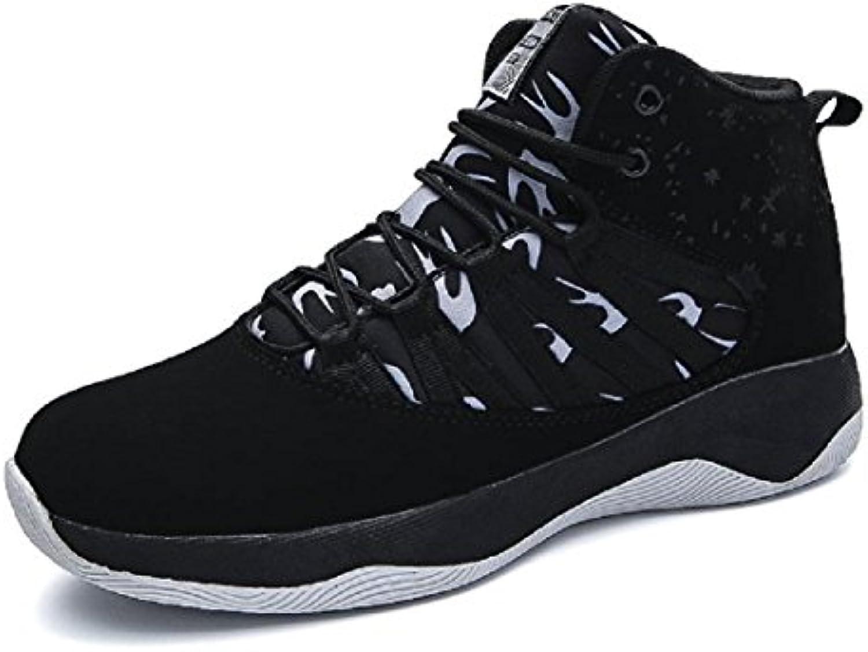 Herren Herbst Winter Mode Sportschuhe Gemuumltlich Warm halten Basketball Schuhe Draussen Laufschuhe Reiseschuhe