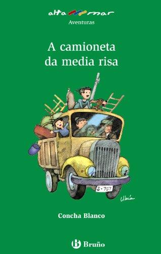 A camioneta da media risa (Galego - A Partir De 10 Anos - Altamar)