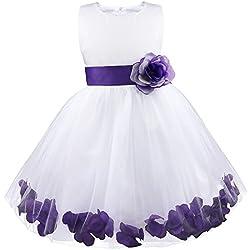 Freebily Vestido Elegante...