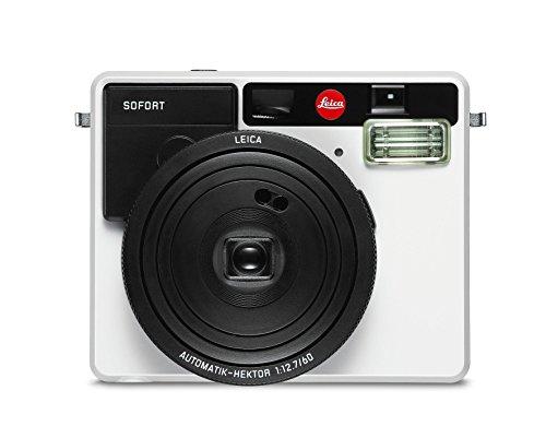 "Leica \""Sofort\"" Sofortbildkamera weiß"