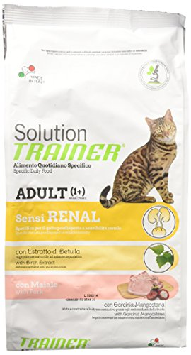 Trainer Solution Cat Sensirenal Alimenti Gatto Secco Premium