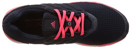 adidas Performance - Supernova Glide Boost 7, Scarpe da corsa Donna Blu (Blau (Night Navy/Silver Met./Flash Red S15))