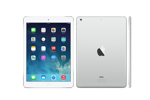 Apple iPad Air 64GB Plata - Tablet (Tableta de tamaño completo, IEEE 802.11n, iOS, Pizarra, iOS, Plata)