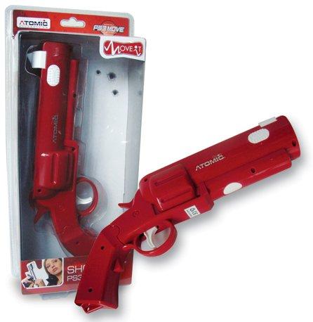 Atomic gun for ps3 move it shoot'em