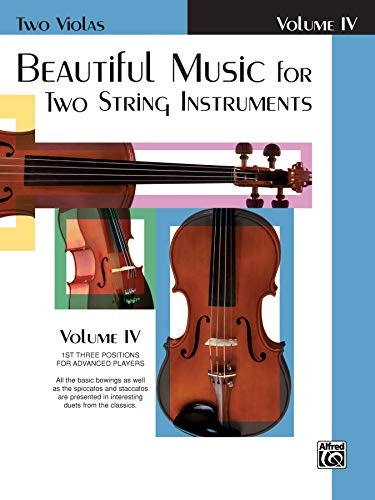 Beautiful Music for Two String Instruments, Bk 4: 2 Violas (Two Worlds 2-anleitung)