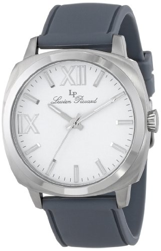Lucien Piccard Women's LP-20032-02-GY St. Tropez Analog Display Japanese Quartz Grey Watch
