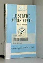 Le Service après-vente
