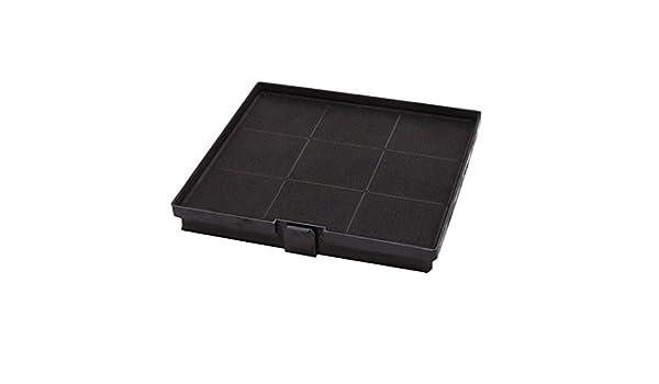 Kohlefilter für zub 612 241x225mm dunstabzugshauben küppersbusch zub