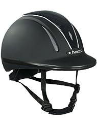 Horze Pacific Defenze Adjustable Riding Helmet Hat VG1 Kids, Women's, Mens