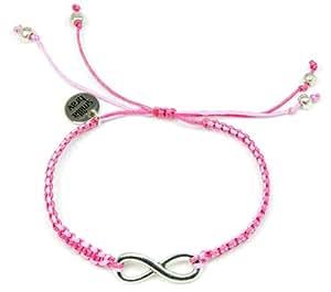 Bracelet iNFINITY smilla brav sA01 rose