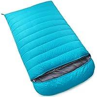 FEIYUESS El Acampar al Aire Libre de Four Seasons Mantiene Caliente el Saco de Dormir,