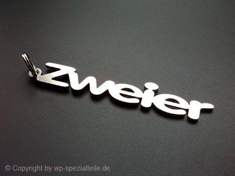 VW Golf 2 Schlüsselanhänger Zweier GTI G60 VR6 1,8T 16V Turbo 19E Keychain Key Chain Keyring Pendant Fob