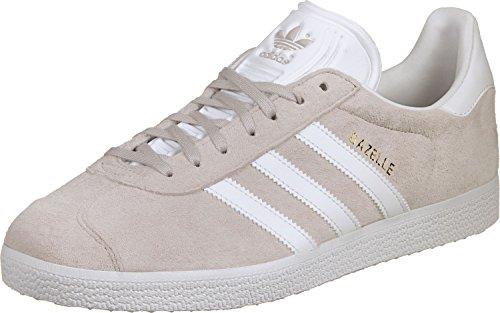 Adidas Unisex-Erwachsene Gazelle Outdoor Fitnessschuhe, Violett (Ice Purple/White/Gold Met), 36 EU