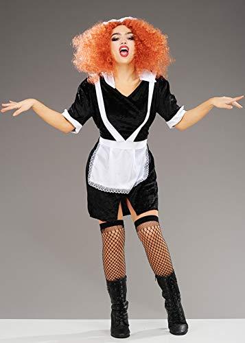 Magenta Kostüm Schürze - Rocky Horror Picture Show Magenta Kostüm