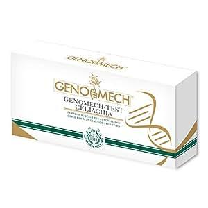 BALESTRA&MECH-GENOMECH TEST CELIACHIA 2 TAMPONI -individua fattori genetici di predisposizione alla celiachia