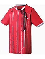 YONEX 12098EX Tournament Camisa de Cuello Redondo Caballero