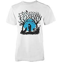 Ed Sheeran - Camiseta - camisa - para hombre